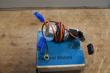 C3 Corvette,Courtesy Light Timer Relay W/Harness,GM 461294,New